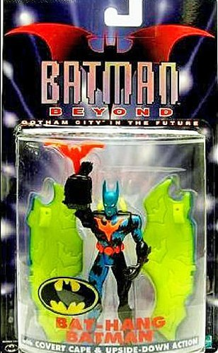 Batman Beyond Bat-Hang Batman Figure - 1