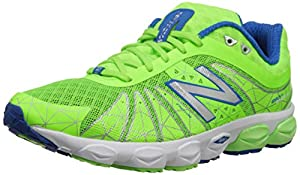 New Balance Men's M890 Neutral Cushioning Running Shoe,Green/Black,7.5 D US