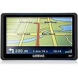 "CARRVAS 7"" Auto GPS Navigationsgerät Navigation Navi 8GB Touch Screen EU Karte"