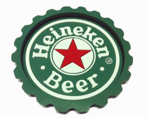 Gift Collection Heineken Coasters (10Cm. In Diameter) front-437512