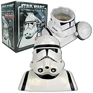 Star Wars Clone Trooper Collector's Edition Cookie Jar