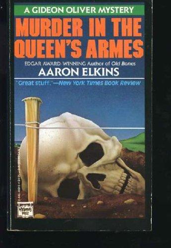 Murder in the Queen's Armes (A Gideon Oliver Mystery), Aaron J. Elkins