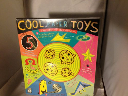 Cool Paper Toys Playset PC Cd-ROM