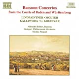 Bassoon Concertos by Albrecht Holder (1996) Audio CD