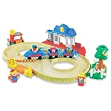Fisher-Price Little People Lil' Movers Motorized Train
