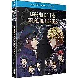 Legend of the Galactic Heroes: Die Neue These - Season One [Blu-ray]