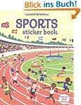 Sports Sticker Book (Usborne Sticker...