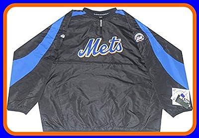 New York Mets Mlb Windbreaker Jacket Big & Tall Sizes