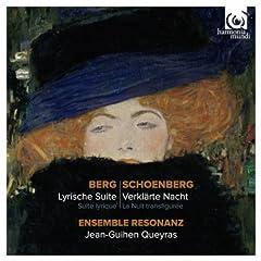 Berg : Lyrische Suite - Schoenberg : Verkl�rte Nacht