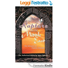Rapture in the Middle East: The Memoirs of Frances Metcalfe (English Edition)