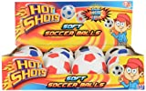 Hot Shots Soft Soccer Ball (Pack of 12)