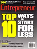 img - for Entrepreneur, August 2008 Issue book / textbook / text book