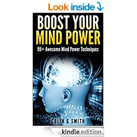 Boost Your Mind Power: 99+ Awesome Mind Power Techniques (NLP Techniques)