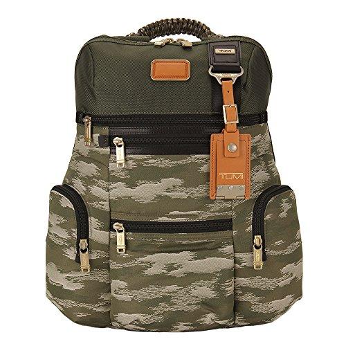(トゥミ)TUMI Alpha BRAVO アルファ ブラヴォ Knox Backpack ノックス バックパック Spruce/Camo スプルースグリーン 22681並行輸入品