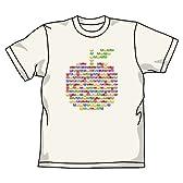 ぷよぷよ7 ぷよりんごTシャツ ナチュラル サイズ:S