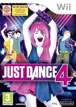 Just Dance 4  [Importación inglesa]