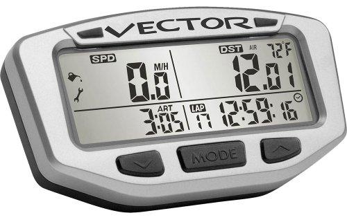 Trail Tech 85-4011 Silver Vector Computer