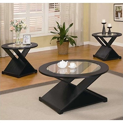 coaster-home-furnishings-701501-3-piece-contemporary-living-room-set-black