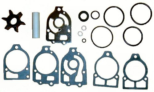 Impeller Kit for Mercruiser Alpha, MR-R, #1 and Mercury Outboards replaces 47-89984Q5 47-89984T5