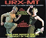 Urban Rebounder J.B.'s Dance Compilation (5 Workouts on one Dvd)