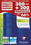 Clairefontaine 11792c Feuillets mobil...