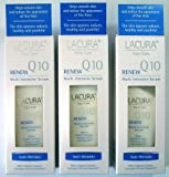 3 Bottles of Lacura Face Care Renew Q10 Multi Intensive Serum - Anti-Wrinkle