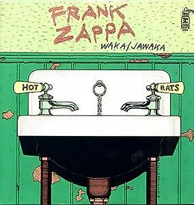 Amazon Com Frank Zappa Waka Jawaka Music