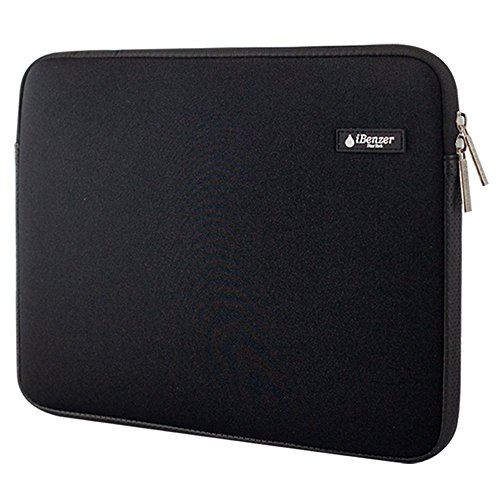 iBenzer Deluxe Sleeve Case for All 13-inch laptop (Black) (15 Spinners Wheel Covers compare prices)