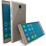 MTT® Shock Absorption Crystal Clear Transparent Case For Xiaomi Redmi Note 3 (2016) (Crystal Clear)