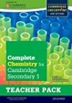 Complete Chemistry for Cambridge Seco...