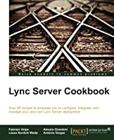 Lync Server Cookbook Front Cover