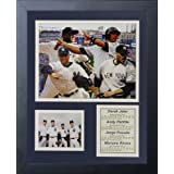 Legends Never Die New York Yankees 2009 World Series Core Four Framed Photo Collage,... by Legends Never Die