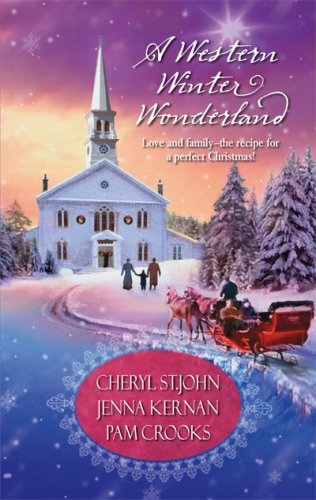 A Western Winter Wonderland: Christmas Day Family\Fallen Angel\One Magic Eve (Harlequin Historical Series)