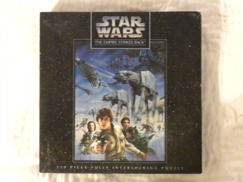 Cheap Milton Bradley Jigsaw Puzzle: Star Wars Empire Strikes Back (B00362WIR2)