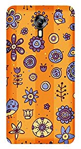 TrilMil Printed Designer Mobile Case Back Cover For Micromax Canvas Xpress 2 E313