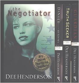 Dee Henderson 4 Volume Set O Malley Series Quot The Negotiator border=
