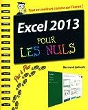 echange, troc Bernard JOLIVALT - Excel 2013 Pas à pas Pour les Nuls