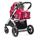 Baby Jogger BJ0139515100 impermeable para carrito y silla de paseo - impermeables para carritos y sillas de paseo (PVC, Transparente, Baby Jogger, City Select Bassinet)