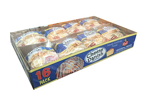 Cloverhill Cheese Danish 16 Count (Cheese Danish compare prices)