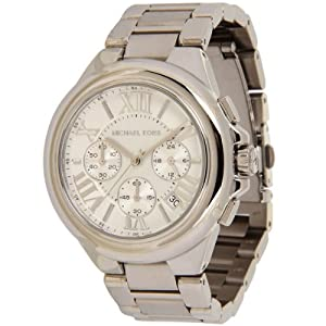 Michael Kors Watches Camille (Silver) by Michael Kors Watches