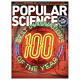 Popular Science (1-year auto-renewal)