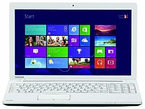Toshiba Satellite C55D-A-140 39,6 cm (15,6 Zoll) Notebook (AMD A4-5000, 1,5GHz, 6GB RAM, 500GB HDD, DVD, Win 8) weiß