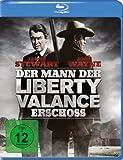 Der Mann, der Liberty Valance erschoss [Blu-ray]
