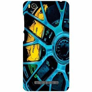 Printland Phone Cover For Xiaomi Mi4i MZB4300IN