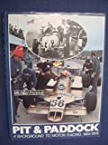 img - for Pit and Paddock: A Background to Motor Racing, 1894-1978 book / textbook / text book