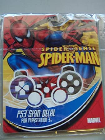 PS3 Skin Decal Spider-Man Playstation Portable