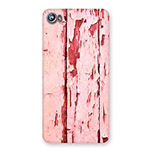 Impressive Ripped Wood Print Back Case Cover for Micromax Canvas Fire 4 A107