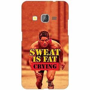 Samsung galaxy J2-2016 Back Cover - Sweat Designer Cases