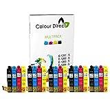 20 XL Colourdirect Ink cartridges for Epson Stylus S22 SX125 SX130 SX230 SX235W SX420W SX425W SX430W SX435W SX438W SX440W SX445W BX305F BX305FW Printers