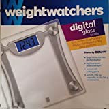 Weight Watchers WW400GD Digital Glass Scale by Conair